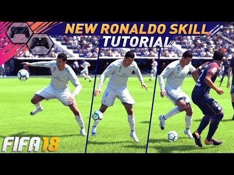 FIFA 18 EL TORNADO NEW SKILL MOVE TUTORIAL - MOST EFFECTIVE DRIBBLING SKILLS IN FIFA 18