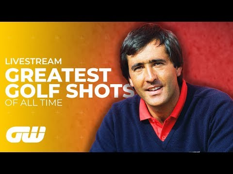 GREATEST 101 Golf Shots of All Time!!! | 24/7 LIVESTREAM | Golfing World