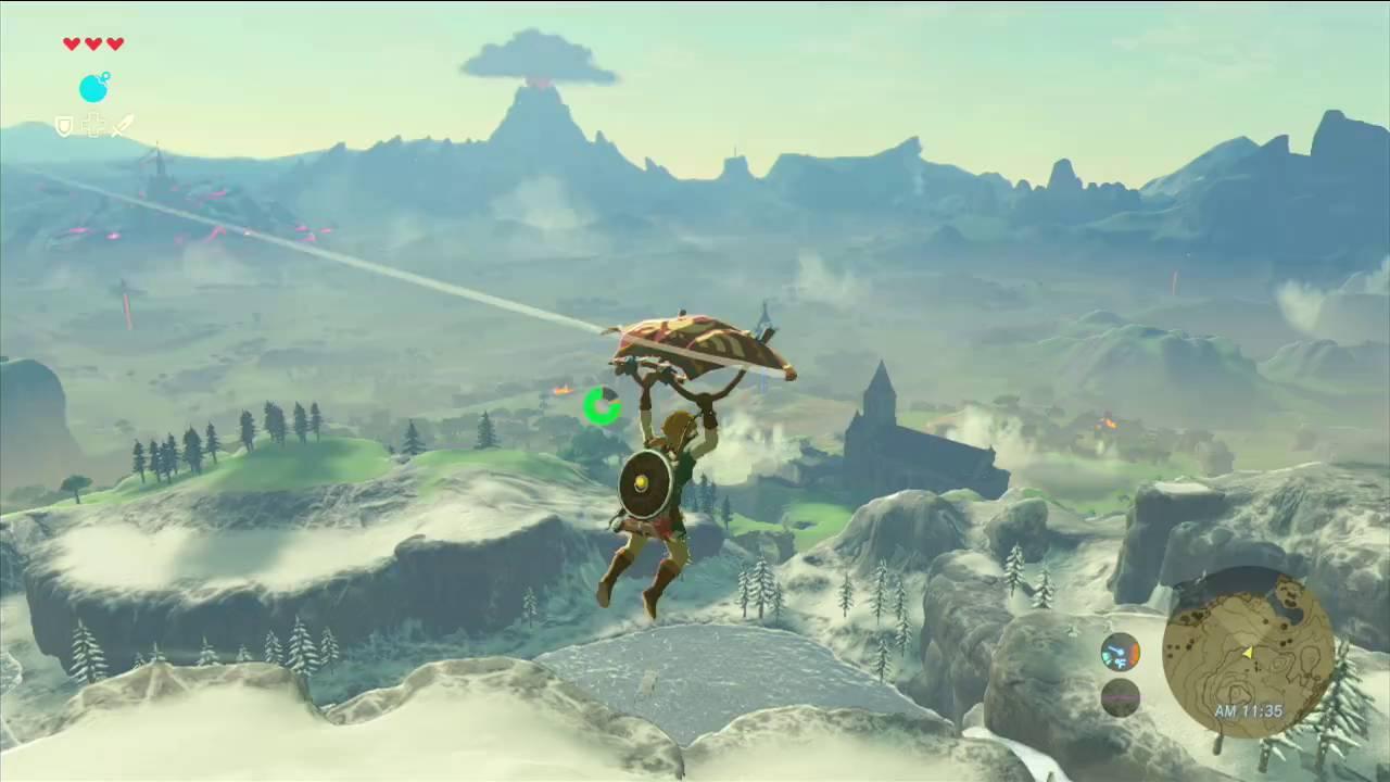 Top 15 Games like Zelda Breath of the Wild (Games Better ...