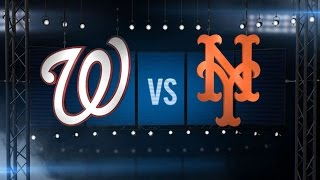 7/7/16: Mets outslug Nationals in 9-7 win