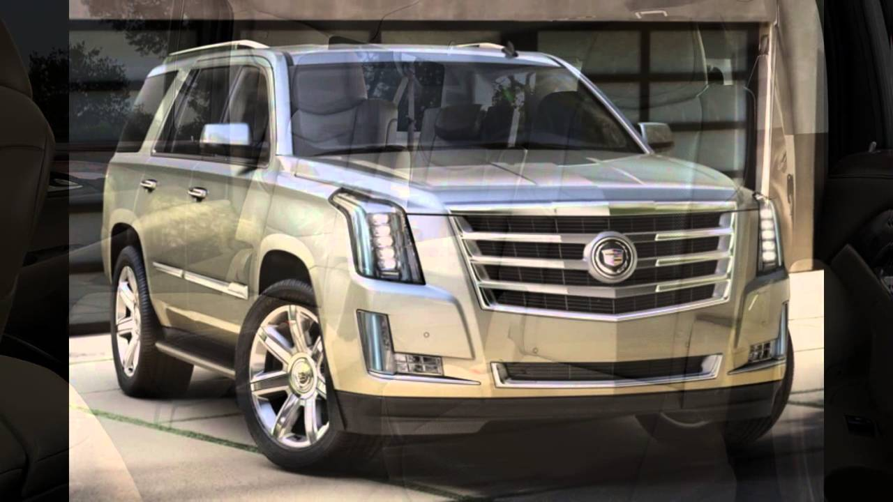 2016 Cadillac Escalade Silver Coast Metallic - YouTube