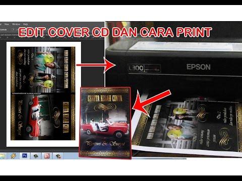 Cara Membuat Cover Vcd Dengan Photoshop