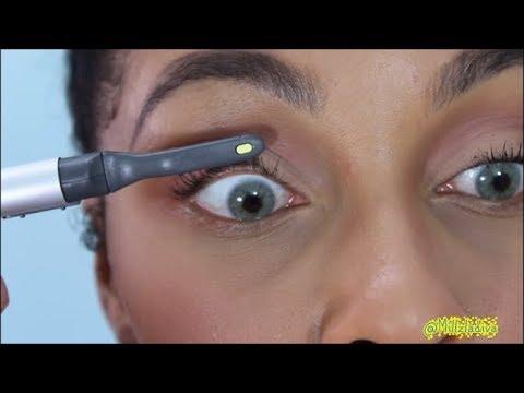 Heated Eye Lash Curler/ Does It Work?
