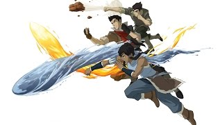 The Legend of Korra game (PC)+Trainer (chapter six) 60FPS