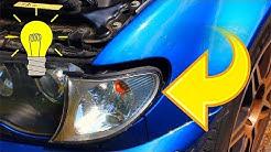 Glühbirne tauschen - Blinker wechseln beim Bmw E46 Anleitung | Selbst reparieren und Geld sparen