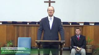 Transmissão ao vivo de Igreja Presbiteriana do Jardim Guanabara