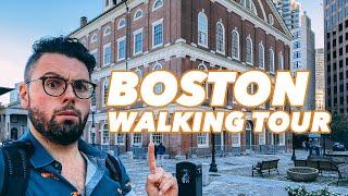 BOSTON TOUR: Exploring the Freedom Trail & Historic Sights screenshot 1