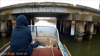 Ордынское охотничье-рыболовное хозяйство. Январь 2018