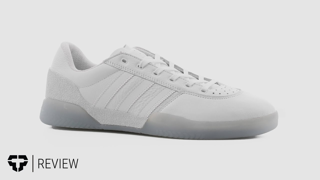 Adidas City Cup Skate Shoe Review - Tactics.com