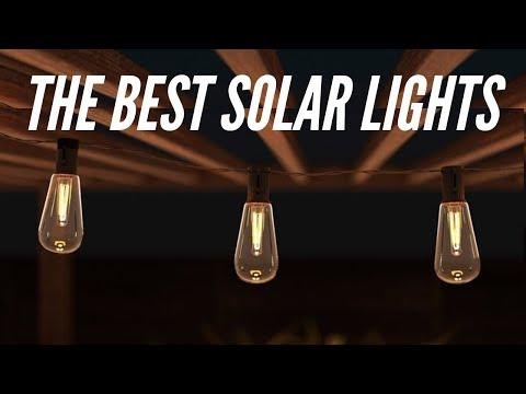 Best Outdoor Solar String Lights of 2020