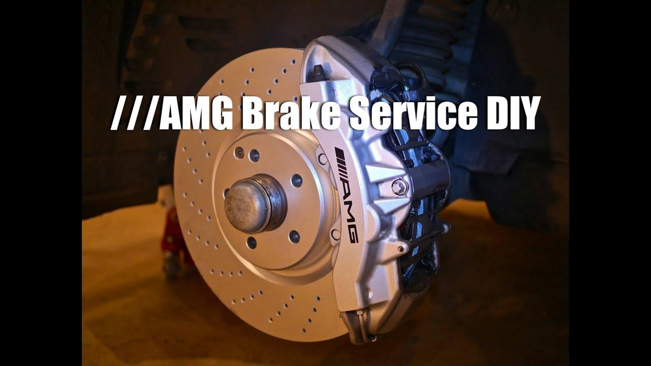 Brake Pad  U0026 Rotor Replacement Diy