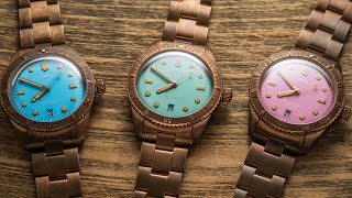 The NEW Oris Cotton Candy Mode…