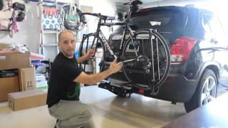 "1up USA Bike Rack ""Quik-Rack"" Detailed Review"
