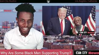 Now Lil Wayne? What is Trump Selling To Black Men?