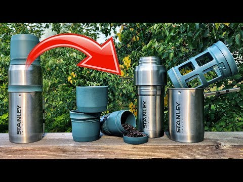 Awesome Portable Coffee | Stanley 17 oz Coffee System