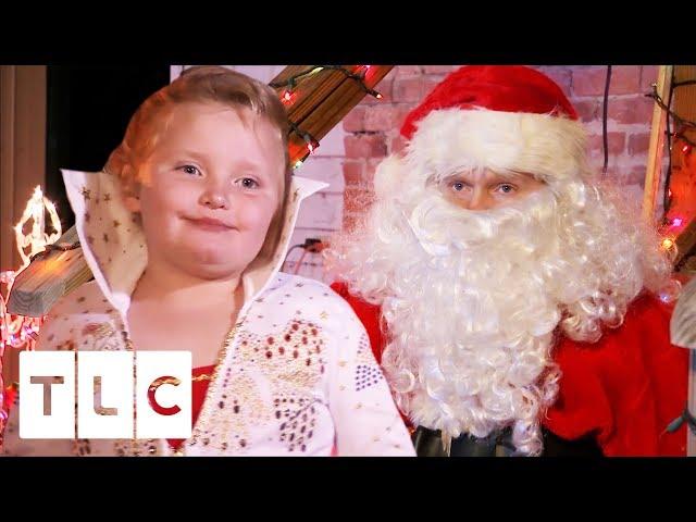 A VERY BOO CHRISTMAS   Honey Boo Boo