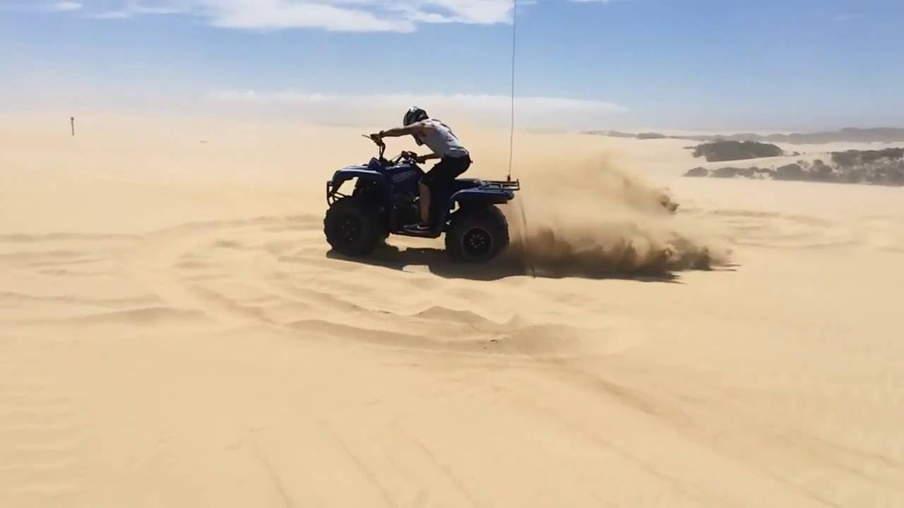 Four Wheeling In Pismo Beach Ca