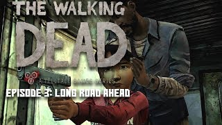 THE WALKING DEAD | SEASON 1 - EPISODE 3 | LONG ROAD AHEAD #2