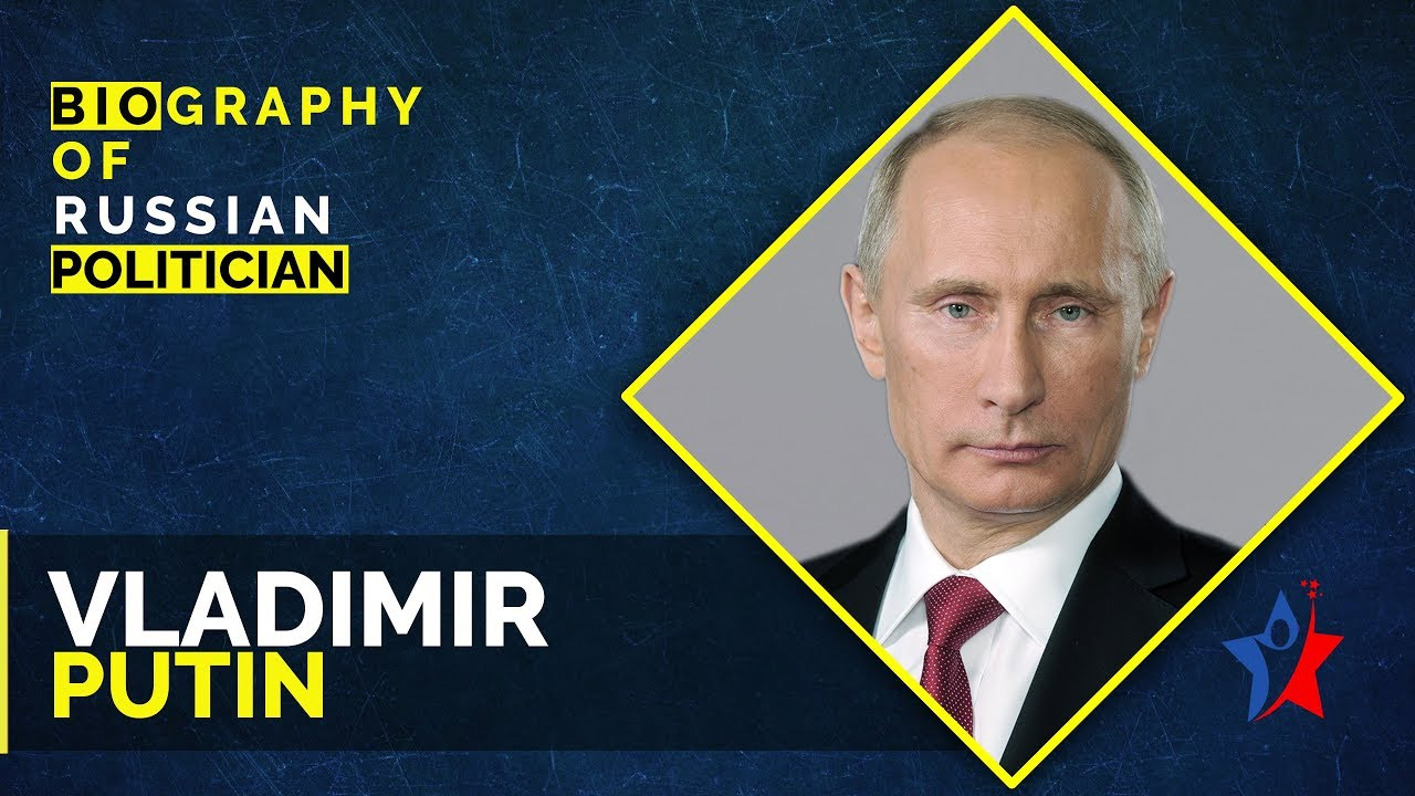 Vladimir Putin Biography Video Russian President Youtube