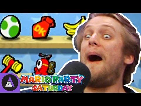 COLLUSION!!! - Mario Party 3 | Mario Party Saturday