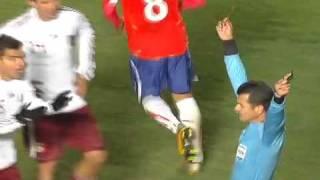 Video del partido de la vinotinto del dia 17/07/2011 meridiano TV (Edición Carlos Torres)