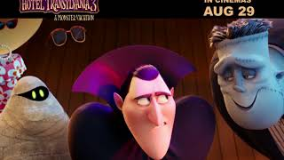 HOTEL TRANSYLVANIA 3: A MONSTER VACATION - Official Trailer 2