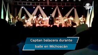 El multihomicidio tuvo lugar en el auditorio del municipio de Gabriel Zamora, Tierra Caliente, donde se realizaba un jaripeo y baile durante las fiestas patronales del lugar