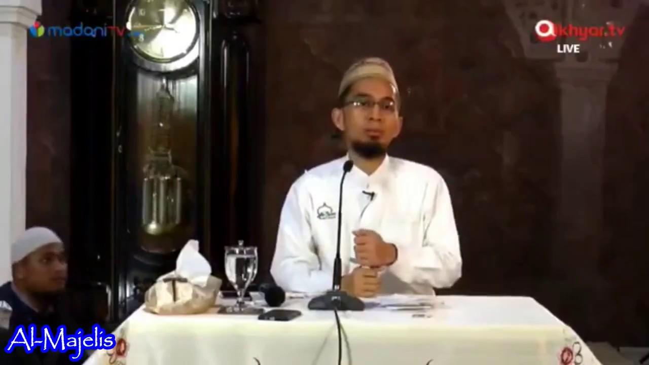 Apa itu Thoghout dan Contohnya - Ustadz Adi Hidayat - YouTube