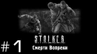 S.T.A.L.K.E.R. Смерти Вопреки - Часть 1 Начало