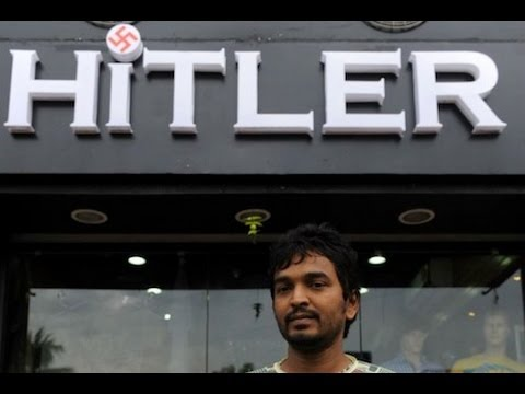 Hitler Store In India Sparks Outrage