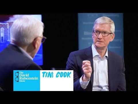 The David Rubenstein Show: Tim Cook
