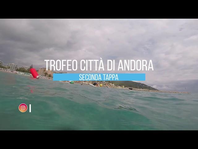 Trailer - Trofeo Città di Andora 2ª Tappa (2017)