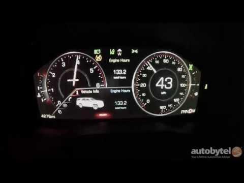 2015 Cadillac Escalade 0-60 MPH Test Video - 420 HP 6.2 Liter V-8