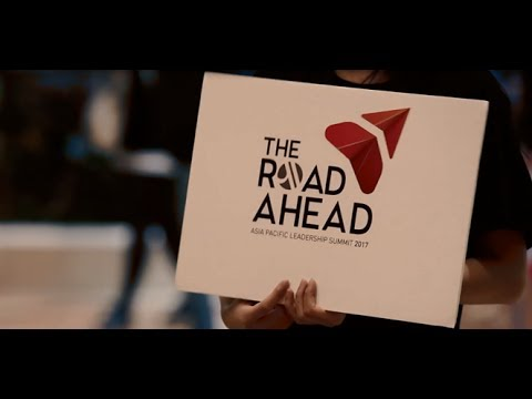 Together we're better at the Road Ahead Conference 2017
