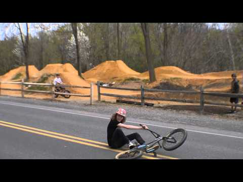 Chambersburg Bike Parks Day In the life