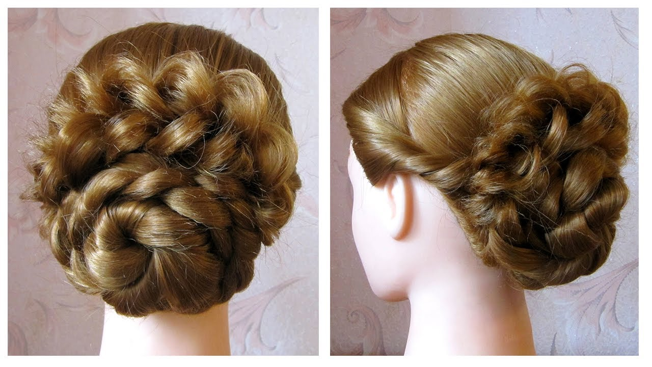 Comment Faire Un Chignon Rapide Et Simple