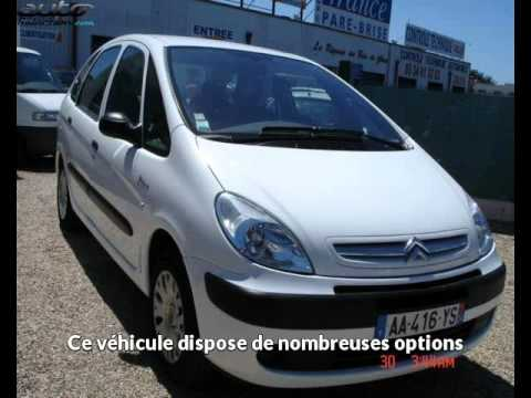 enidec auto pr sente une citroen xsara picasso occasion toulouse youtube. Black Bedroom Furniture Sets. Home Design Ideas