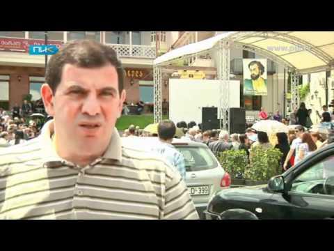 В Старом Тбилиси вновь слышны стихи Саят Нова