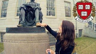 Как поступить в Гарвард? Тур по кампусу HARVARD UNIVERSITY и инструкция по поступлению.