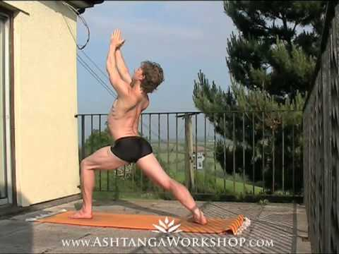 Ashtanga Yoga Poses: Warrior Sequence