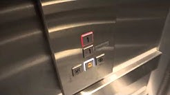 A locked-off 2012 Schindler MRL Traction Elevator/Lift@Makkaratalo, Helsinki, Finland