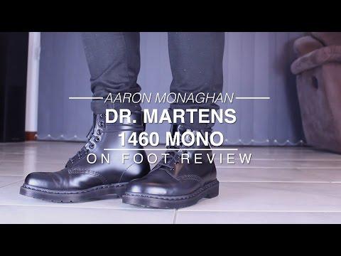 mono smooth dr martens