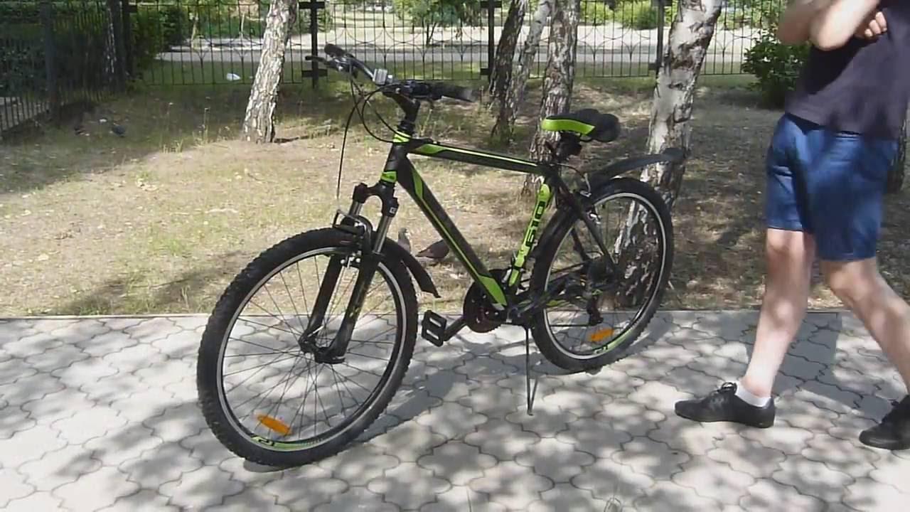 Видео обзор велосипеда Stels Navigator 630 2012 - YouTube
