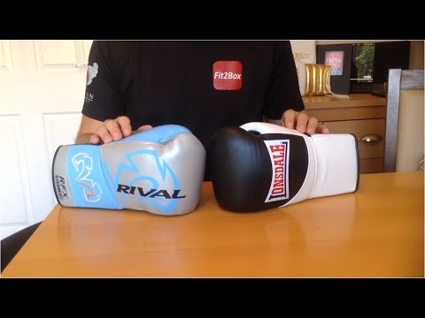 Rival Vs Lonsdale Head To Head Boxing Glove Review