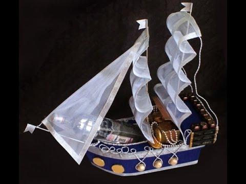 Оригинальный подарок моряку на 23 февраля своими руками
