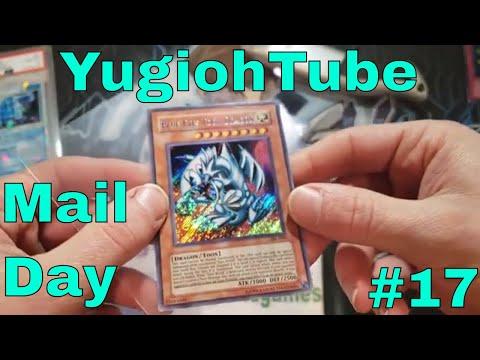 YugiohTube Mail Day #17