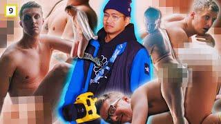 Fotografen til Karpe tar nakenbilder av Jonas...