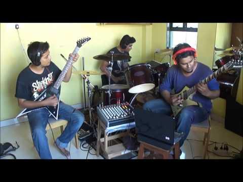 Ashwini Ye Na | Marathi movie Gammat Jammat (Instrumental) (Guitar) (Drums) By Guitarline