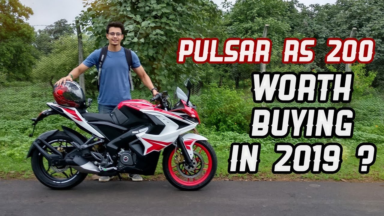 video Bajaj Pulsar RS 200