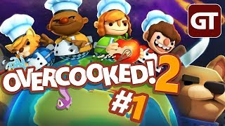 Thumbnail für das Overcooked 2 Let's Play